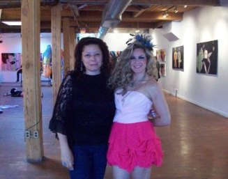 Marisol and Jessica Gorlicky