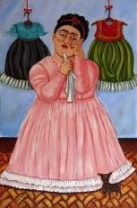 Frida & her dresses