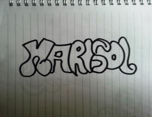 Graffiti by Marisol