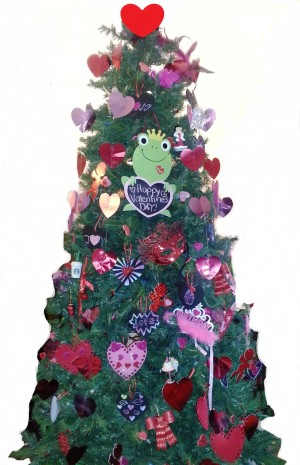 Marisol's Valentine Tree